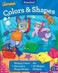 The Learnalots Preschool Colors & Shapes Ages 3-5 image