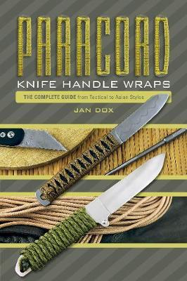 Paracord Knife Handle Wraps by Jan Dox