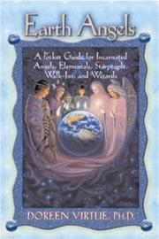 Earth Angels: A Pocket Guide for Incarnated Angels, Elementals, Starpeople, Walk-ins and Wizards by Doreen Virtue image