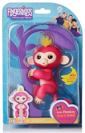 Fingerlings: Interactive Baby Monkey - Bella