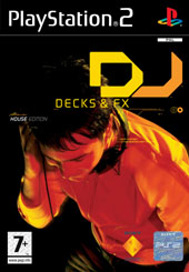 DJ - Decks & FX for PlayStation 2