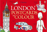 25 London Postcards to Colour by Struan Reid