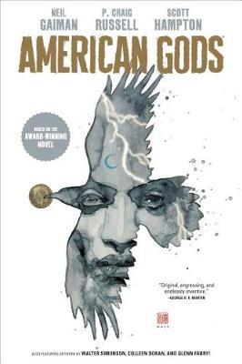 American Gods Volume 1: Shadows (Graphic Novel) by Neil Gaiman image