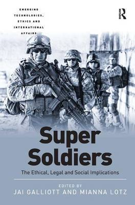 Super Soldiers by Jai Galliot image