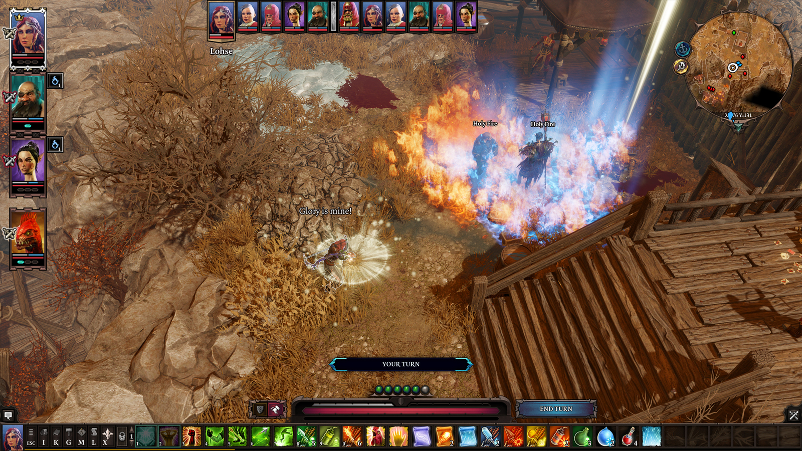 Divinity: Original Sin 2 Definitive Edition for Xbox One image