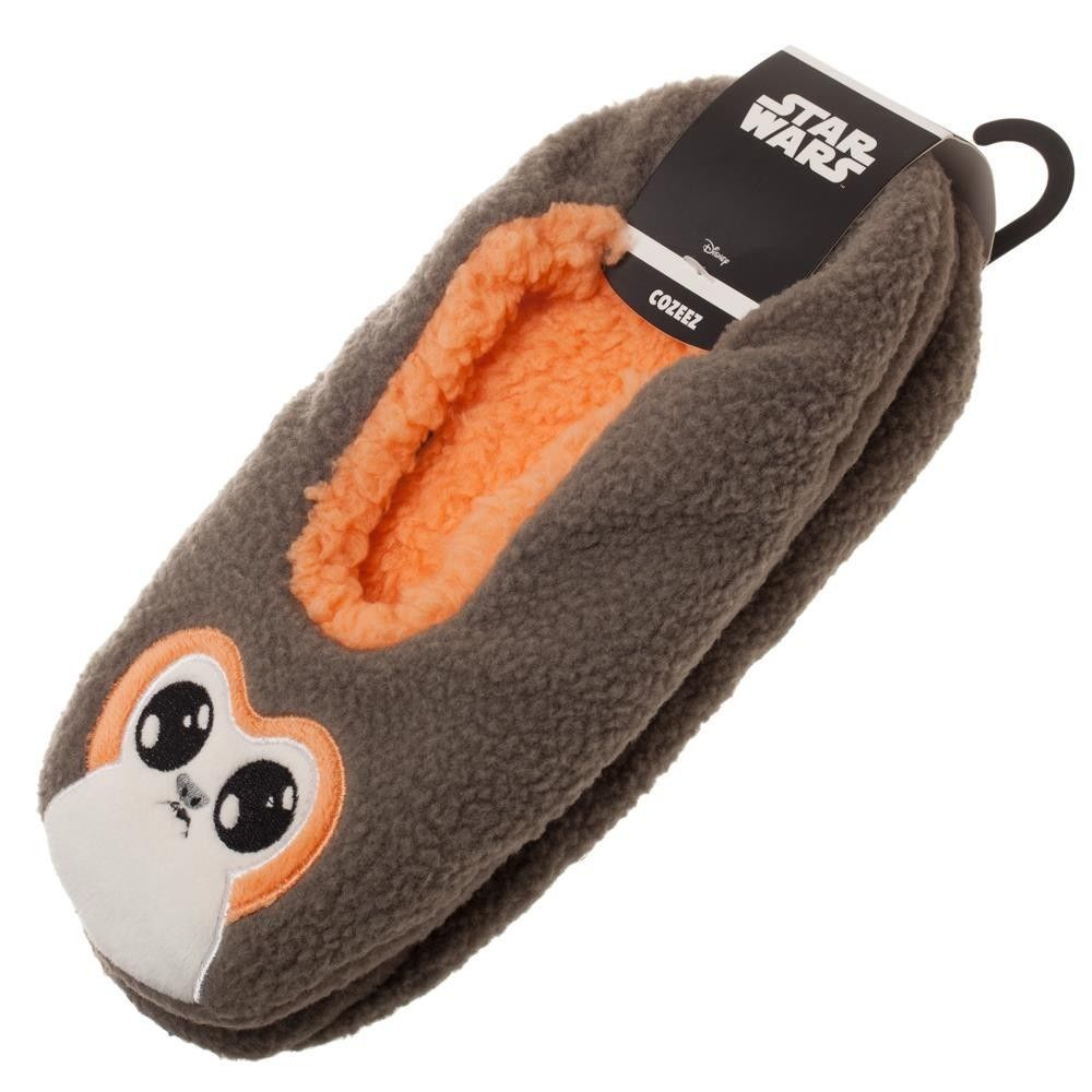 Star Wars: The Last Jedi - Porg Cozy Slippers (S/M) image