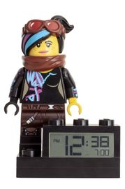 The LEGO Movie 2: Wyldstyle Clock