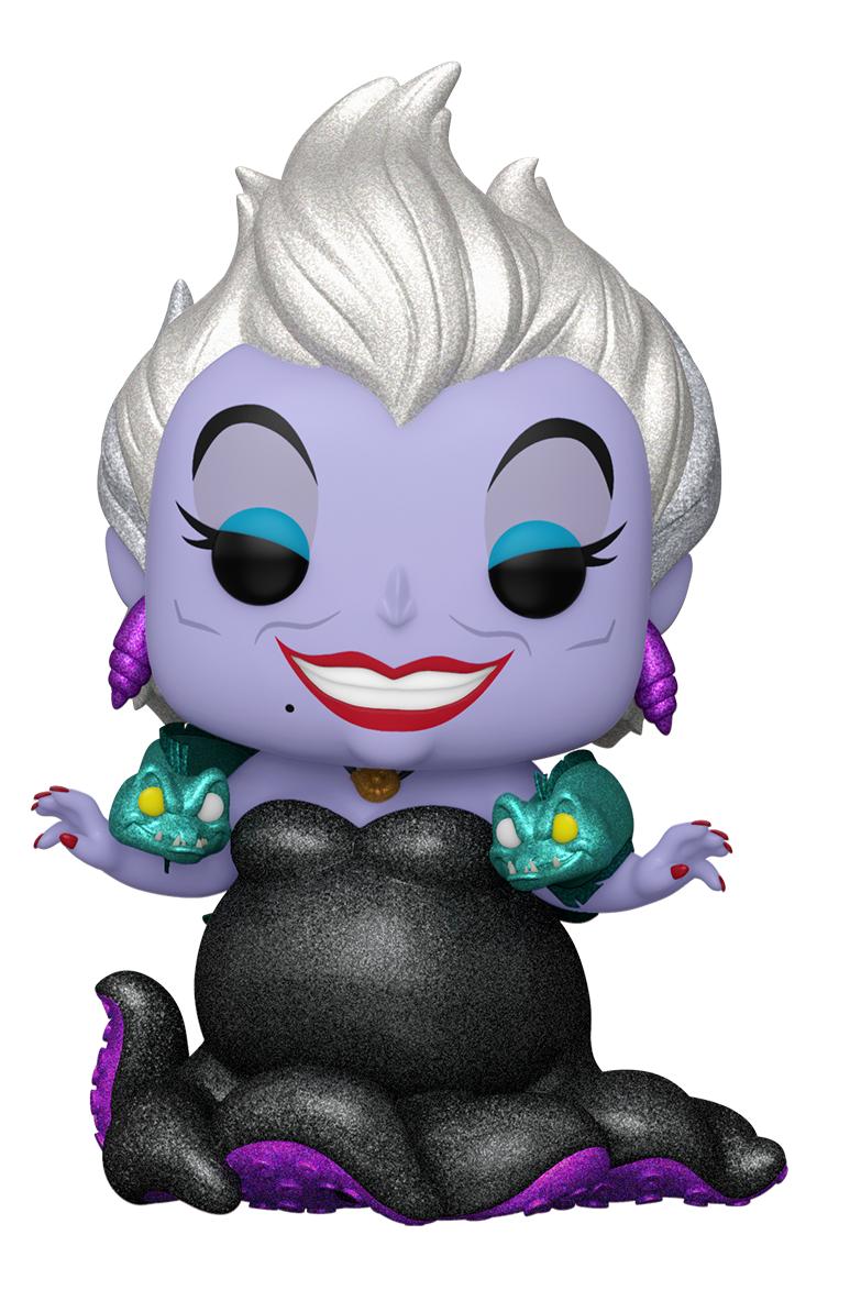 Little Mermaid: Ursula (Diamond Glitter) - Pop! Vinyl Figure image