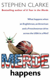 Merde Happens by Stephen Clarke image