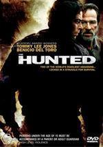 Hunted, The (Tommy Lee Jones) on DVD