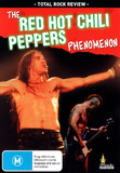 The Red Hot Chili Peppers Phenomenon DVD by The Red Hot Chili Peppers