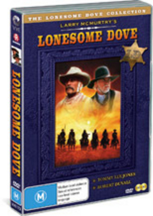 Lonesome Dove Vol 1: Lonesome Dove the Mini Series on DVD