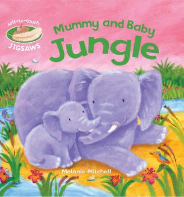 Mummy and Baby Jungle by Smriti Prasadam