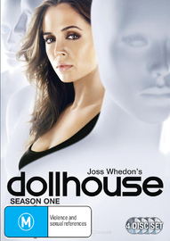 Joss Whedon's Dollhouse - Season 1 on DVD