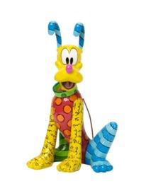 Romero Britto - Pluto Figurine
