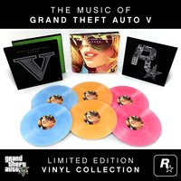 The Music Of Grand Theft Auto V (Limited Edition) by Various image