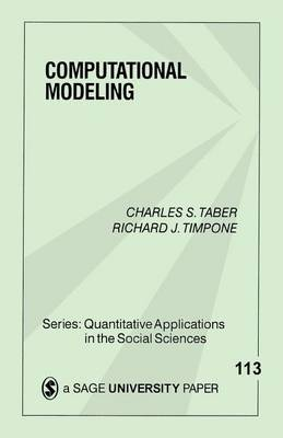 Computational Modeling by Charles S Taber