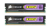 Corsair 2x1Gb DDR2-800