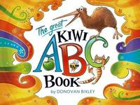 Great Kiwi ABC Book by Donovan Bixley
