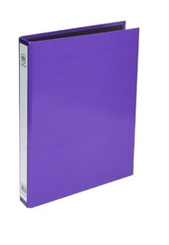 FM A4 Vivid Ringbinder - Passion Purple