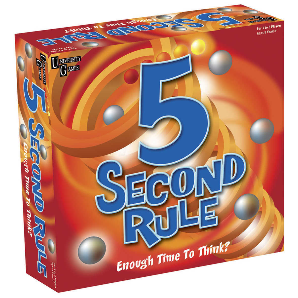 5 Second Rule image