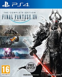 Final Fantasy XIV: Complete Edition for PS4