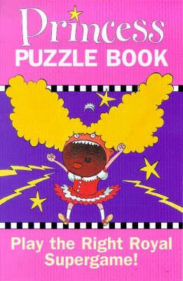 Princess Puzzle Book by Leo Hartas