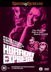 Horror Express on DVD