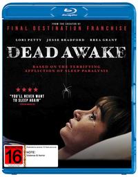 Dead Awake on Blu-ray image