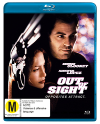 Out of Sight on Blu-ray