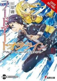 Sword Art Online, Vol. 13 (light novel) by Reki Kawahara