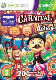 Carnival Games: In Action for Xbox 360