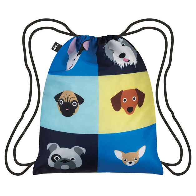 Loqi: Backpack Cats & Dogs Collection - Dogs