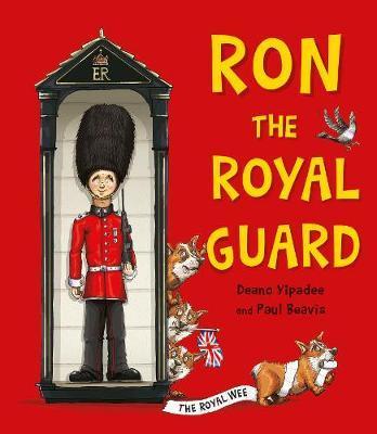 Ron the Royal Guard by Deano Yipadee