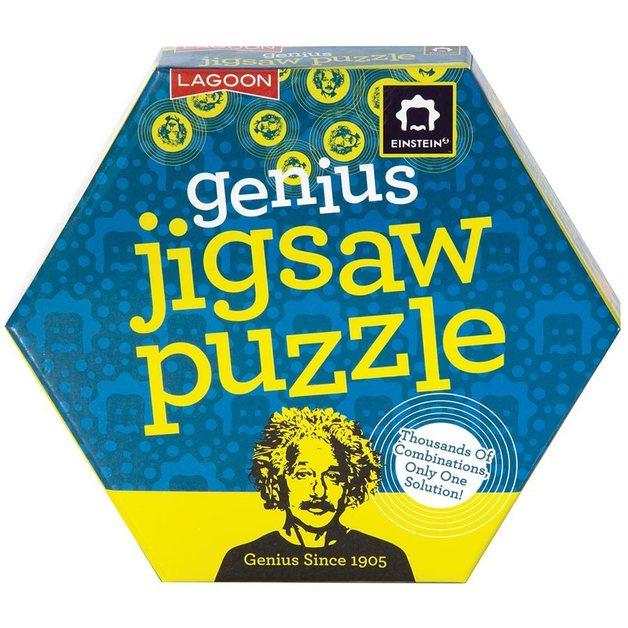 Genius: Einstein - Jigsaw Puzzle