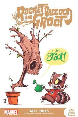 Rocket Raccoon & Groot: Tall Tails by Skottie Young