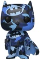 DC Comics: Batman (Dark Blue) Pop! Vinyl Figure + Protector