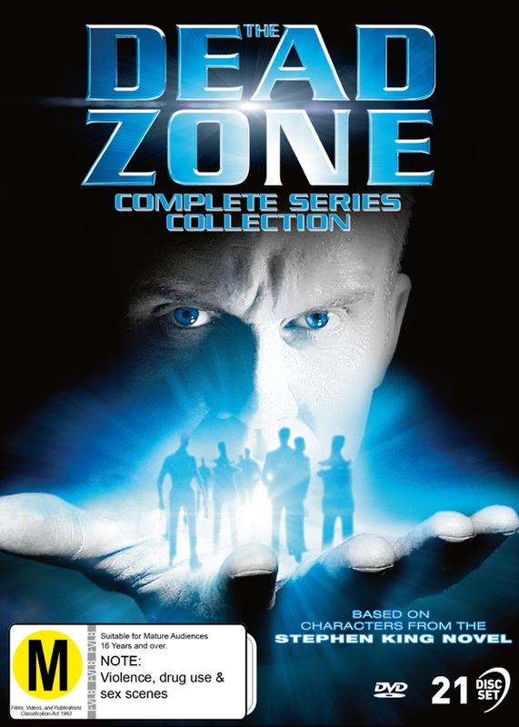 The Dead Zone: Seasons 1-6 on DVD