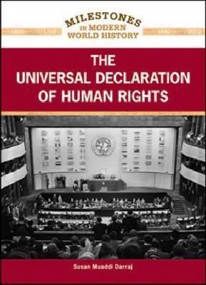 The Universal Declaration of Human Rights by Susan Muaddi Darraj image