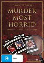 Murder Most Horrid - Series 1 on DVD