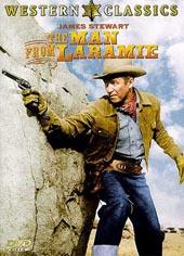 The Man from Laramie on DVD