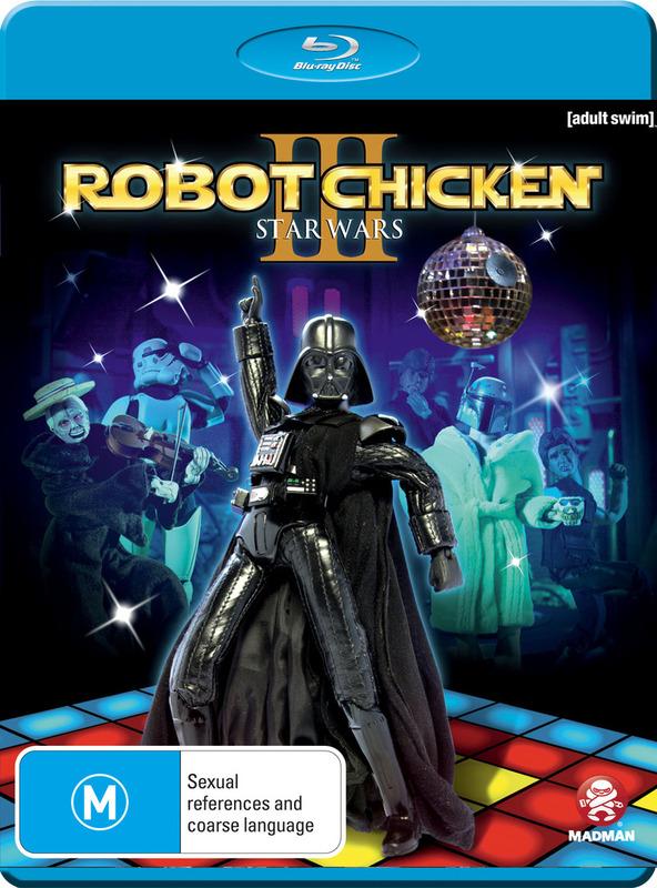 Robot Chicken: Star Wars Special - Episode 3 on Blu-ray