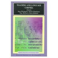 Teaching and Language Corpora by Anne Wichmann image