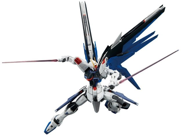1/100 MG: Freedom Gundam Ver.2.0 - Model Kit