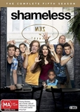 Shameless - The Complete Fifth Season DVD