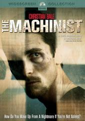 The Machinist on DVD