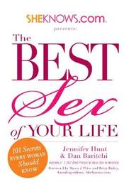 SheKnows.com Presents - The Best Sex of Your Life by Jennifer Hunt image