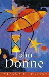 Donne: Everyman's Poetry by John Donne image