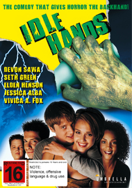 Idle Hands on DVD