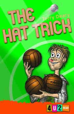 Hat Trick by Terry Deary image